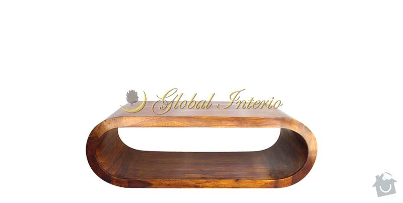 Konferenční stolek: stolek