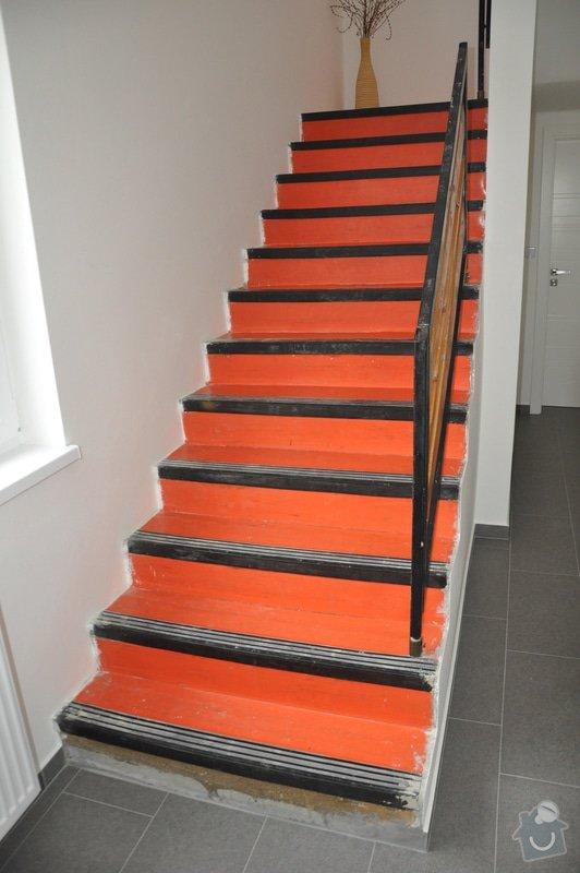 Renovaci schodiště - nový finální povrch bude dekorativní cementová stěrka: DSC_1115