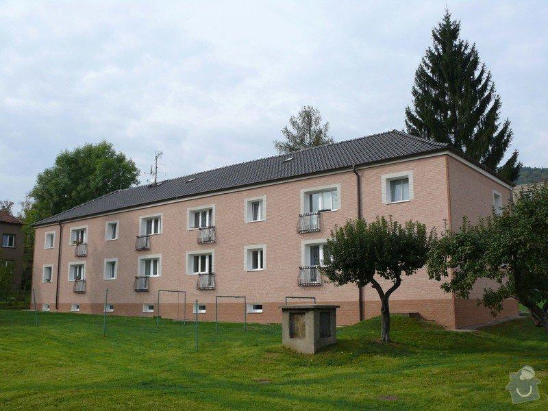 Zateplení bytového domu: 9f