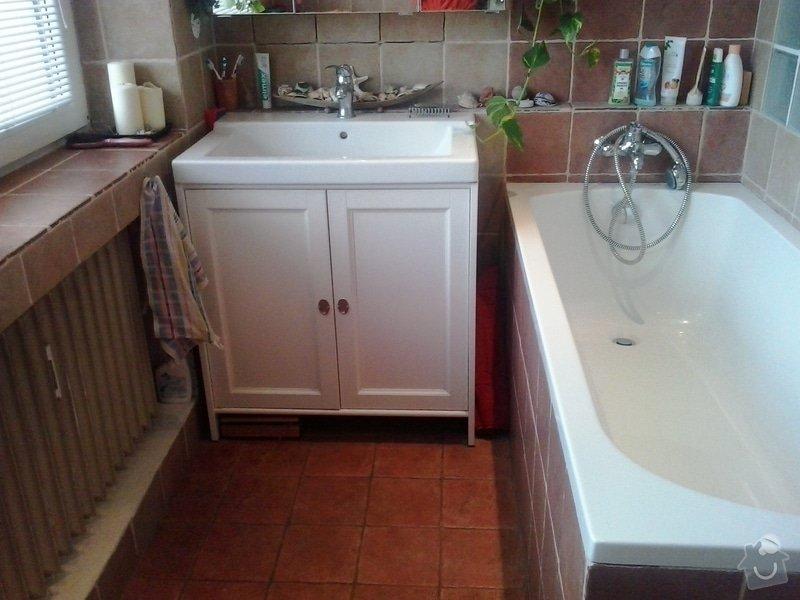 Menší přestavba koupelny: 20141013_102642