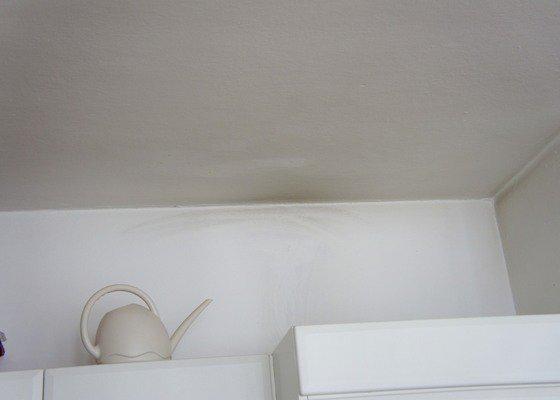 Malířské a štukatérské práce, celý byt 3+kk