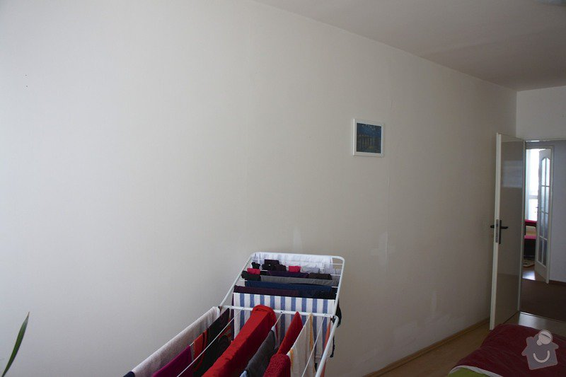 Malířské a štukatérské práce, celý byt 3+kk: DSC07453