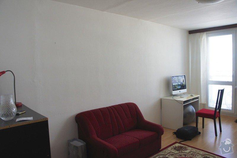 Malířské a štukatérské práce, celý byt 3+kk: DSC07467