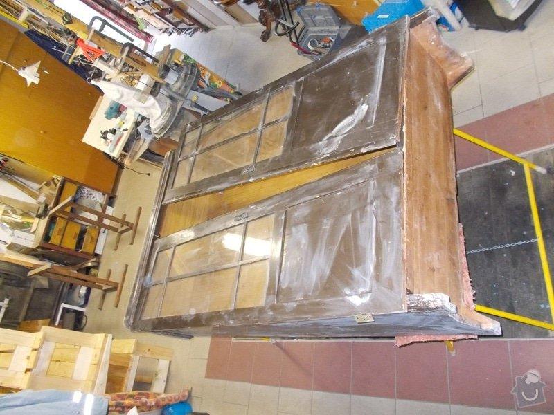 Renovace skříně: 001