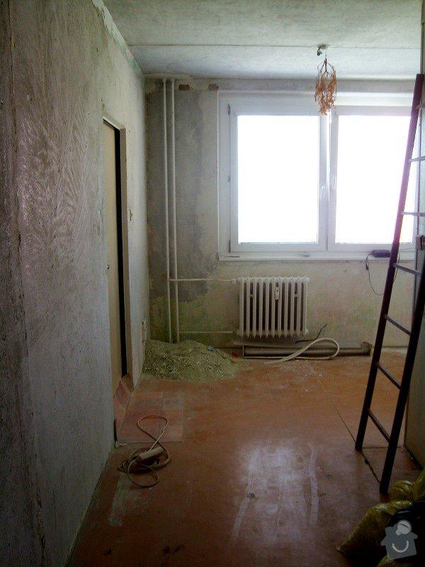 Přestavba bytového jádra: S03