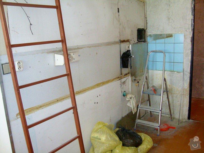 Přestavba bytového jádra: S04