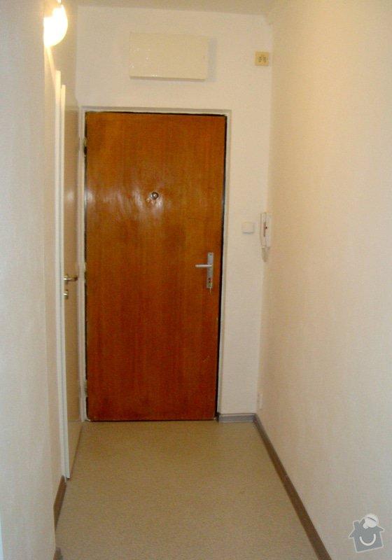 Přestavba bytového jádra: S13