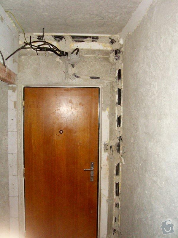 Přestavba bytového jádra: S11