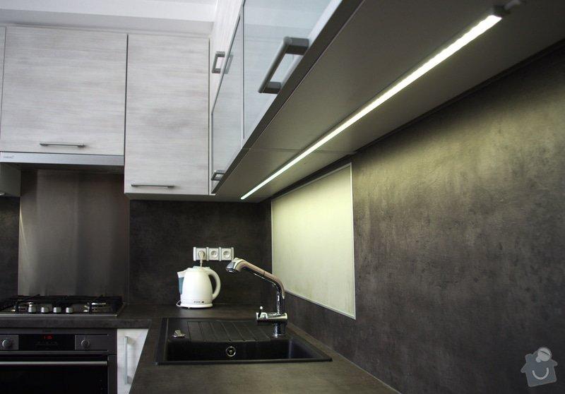 Návrh a zhotovení kuchyňské linky a koupelnového nábytku: IMGP1761s
