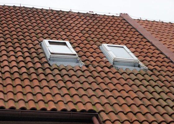 Dodávka a instalace střešních oken