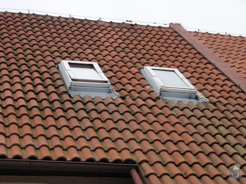 Dodávka a instalace střešních oken: P4100008