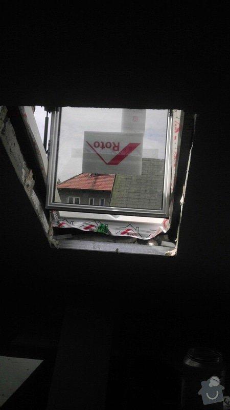 Výměna střešního okna: IMAG0118