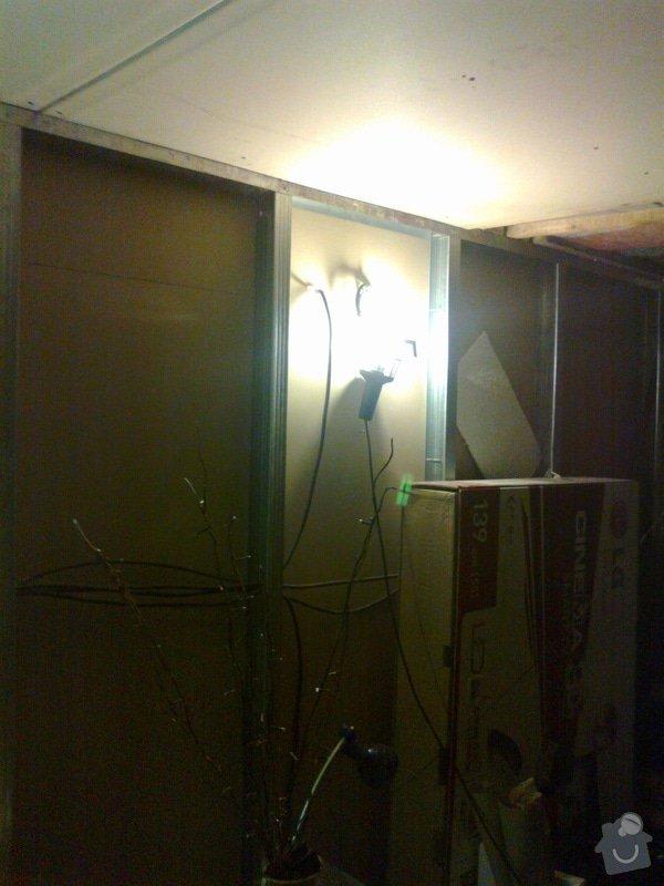 Pokoj v podkroví (sádrokarton+podlaha, atd): 27082014735