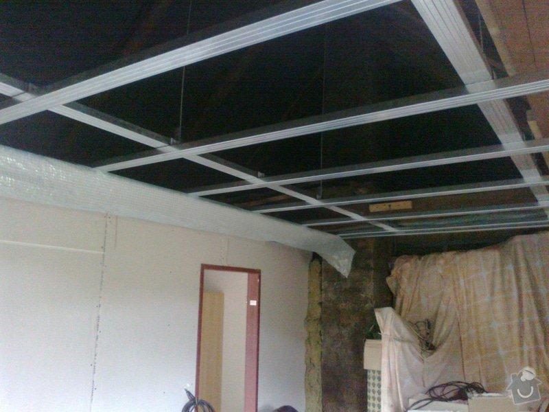Pokoj v podkroví (sádrokarton+podlaha, atd): 13092014750