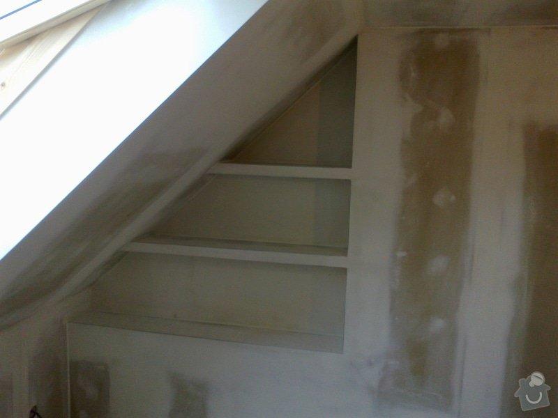 Pokoj v podkroví (sádrokarton+podlaha, atd): 27092014753