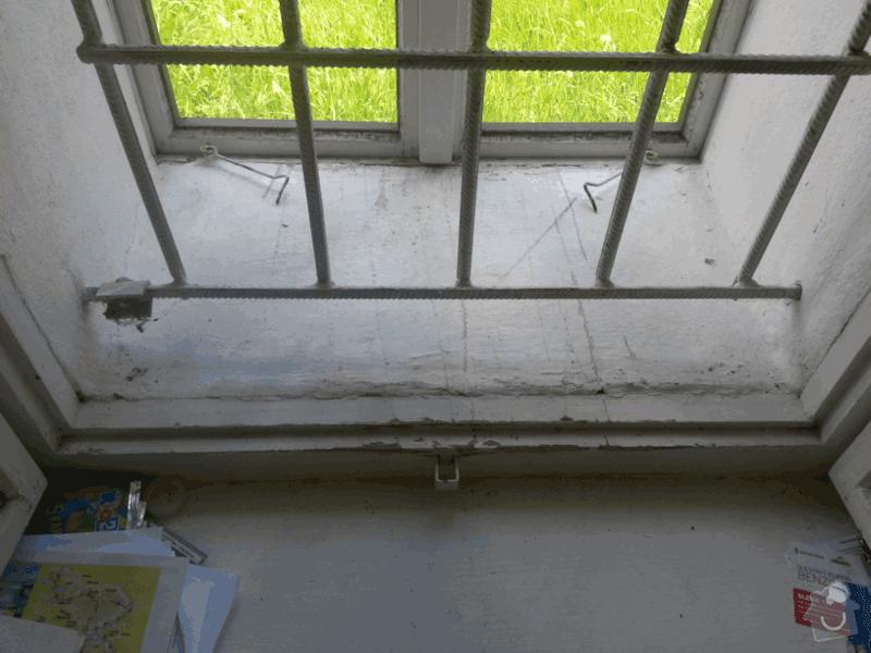 Vymena oken a vchodovych dveri na chalupe: 20140615_123440