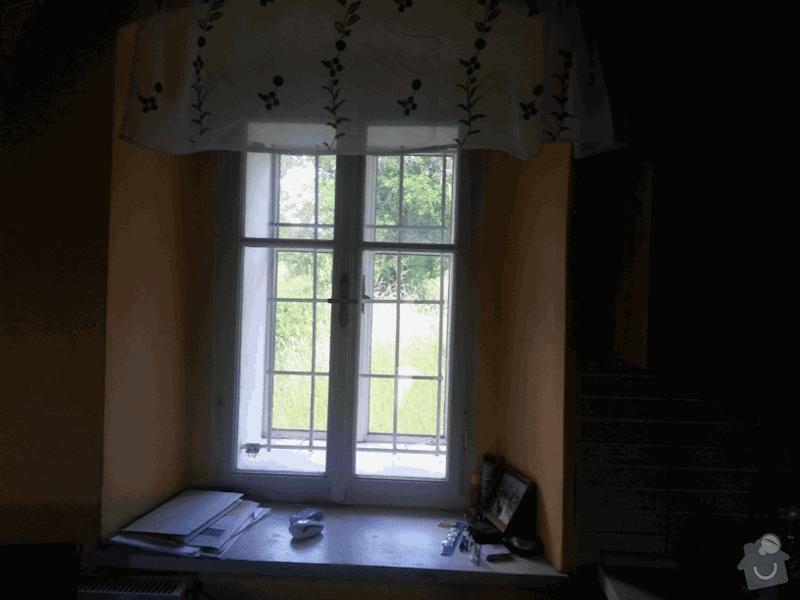 Vymena oken a vchodovych dveri na chalupe: 20140615_123514