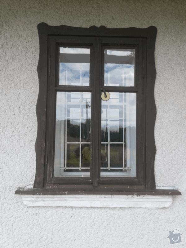 Vymena oken a vchodovych dveri na chalupe: 20140615_123547