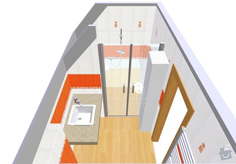 Rekonstrukce koupelny: p.Blecha_-_uprava_1