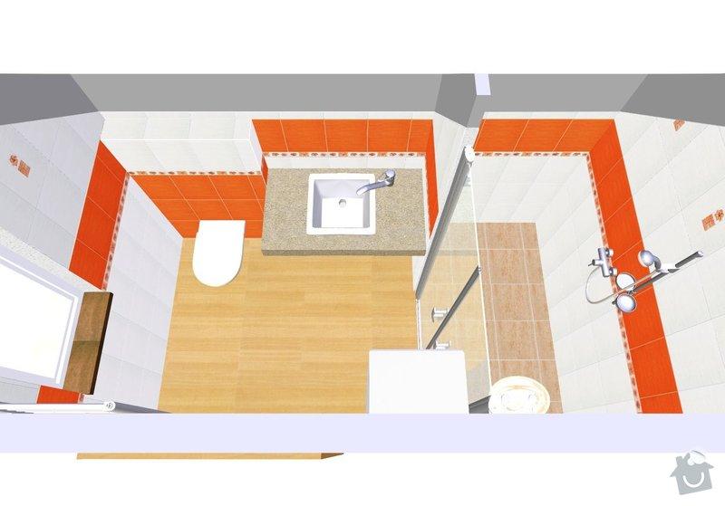 Rekonstrukce koupelny: p.Blecha_-_uprava_3