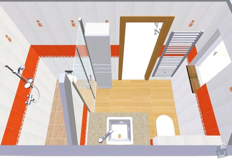 Rekonstrukce koupelny: p.Blecha_-_uprava_4
