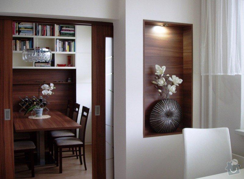 Byt 3+1, realizace interiéru na klíč : 9