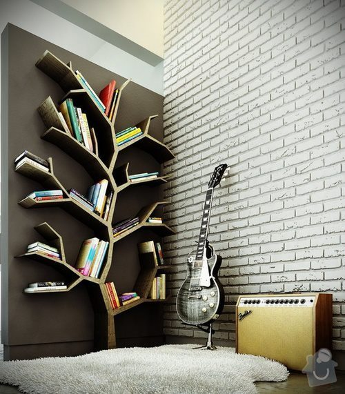 Knihovnu ve tvaru stromu: top-desitka-nejzajimavejsich-a-nejoriginalnejsich-knihoven-a-knihovnicek-3