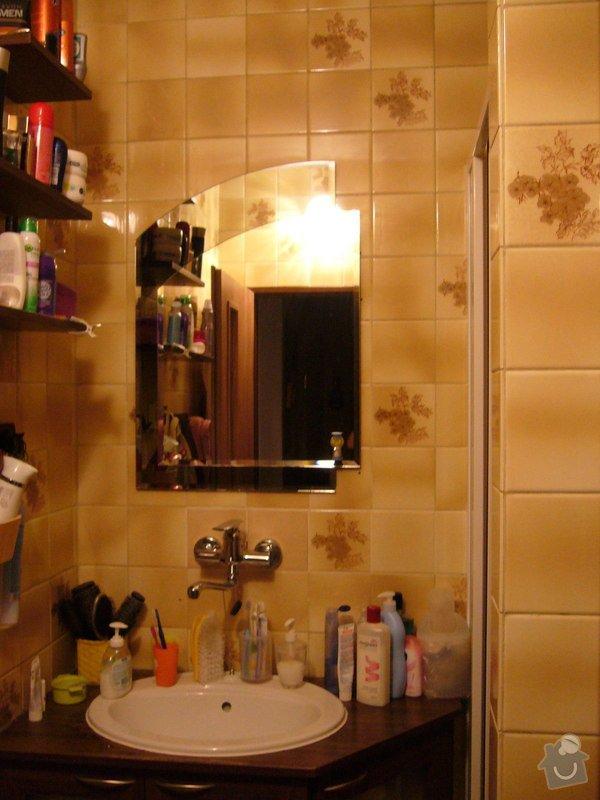 Rekonstrukce koupelny: P1040994