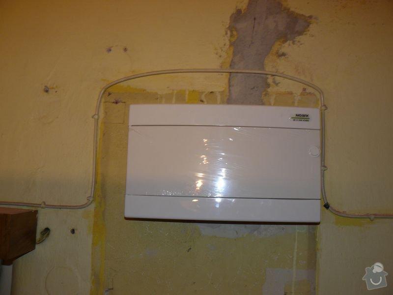 Kontrola eletrorozvodů, výměna jističů a skříně: rozvadec_novy3