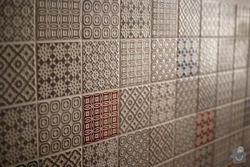 Obložení zdi za kuchyňskou linkou: 3