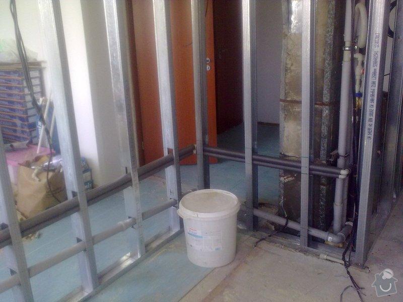 Posun vývodu odpadu a ventilu pro teplou a studenou vodu v kuchyni: 3