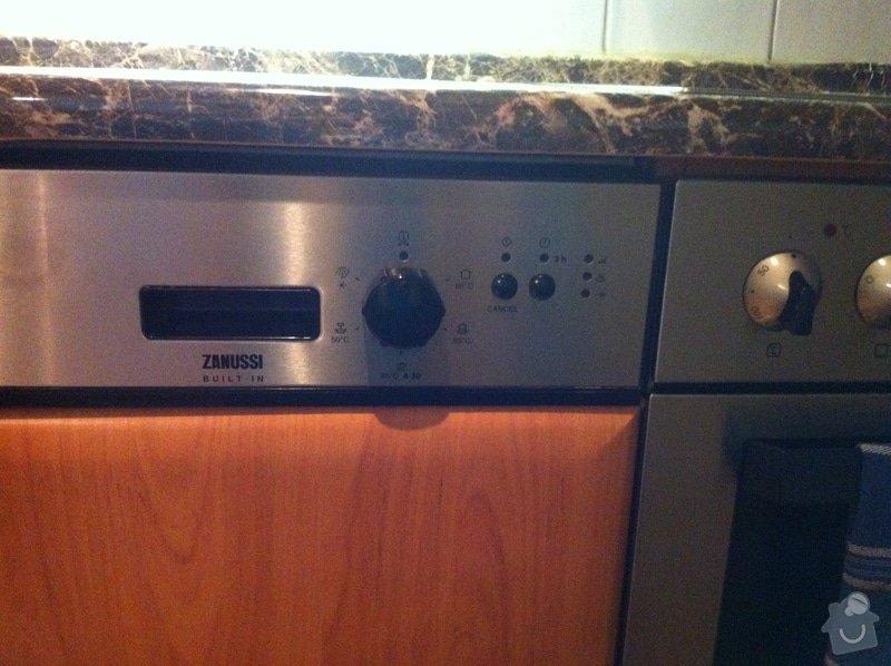 Oprava myčky Zanussi: IMG_2750