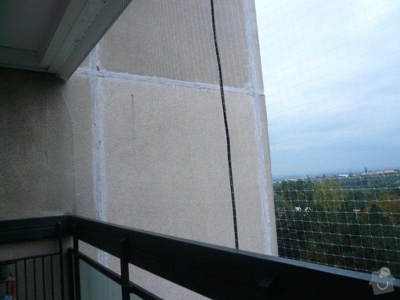 Sít na balkon : 015