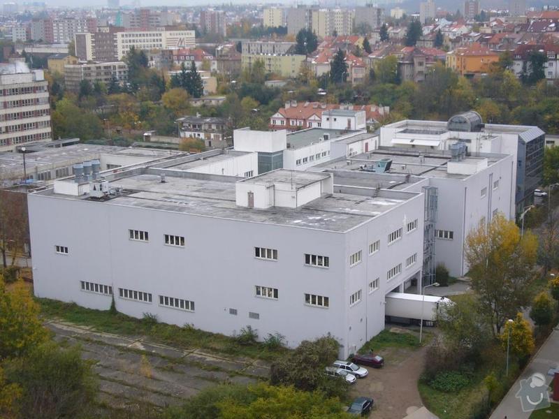 Oprava rovné střechy administrativní objekt: P1060978
