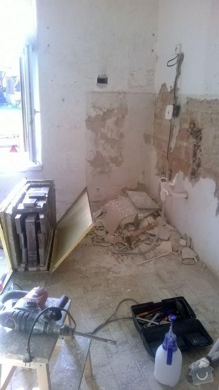 Dokončení rekonstrukce kuchyně a chodby HK akutně spěchá!: 1014079_10203867395063305_3892201112658299782_n