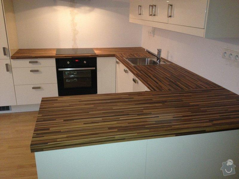 Kompletní montáž kuchyňské linky: 117