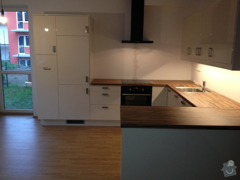 Kompletní montáž kuchyňské linky: 121