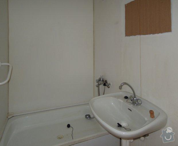Rekonstrukce bytového jádra (umakart): 223195j