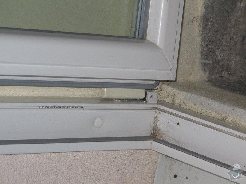 Úprava plastových dveří - přidání ventilace: IMG_2584