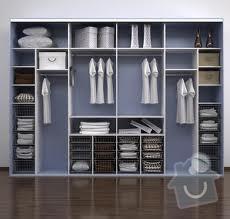 Skříň do ložnice, stůl do kuchyně: Skrin