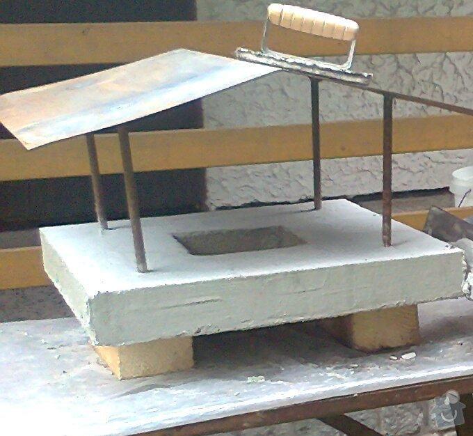 Oprava / rekonstrukce komína na chatě: 004a