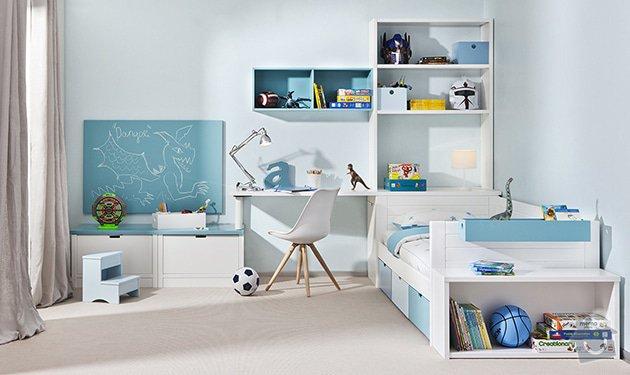 Dětská postel 90/200 bílá: 3x_suplik