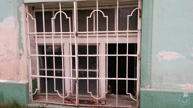 Výroba euro okna: okno