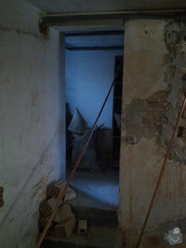 Dvoje dveře a zárubně k nim: dvere_do_otvoru_73x175_cm