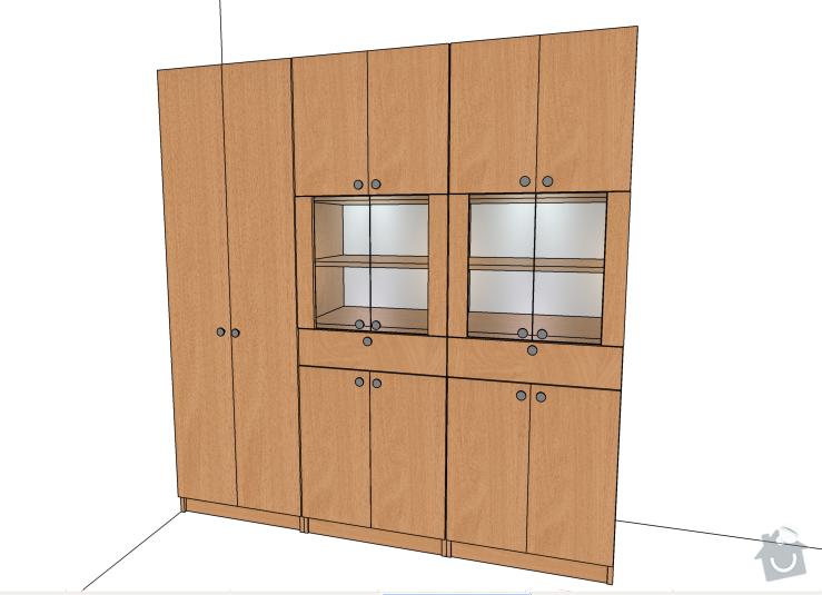 Sestava skříněk do kuchyně: Obrazek1