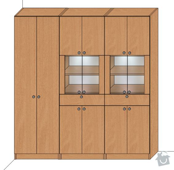 Sestava skříněk do kuchyně: Obrazek2