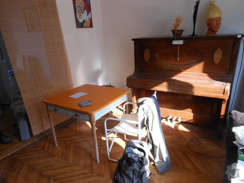 Renovaci dřevěné podlahy a parket: DSCN0674