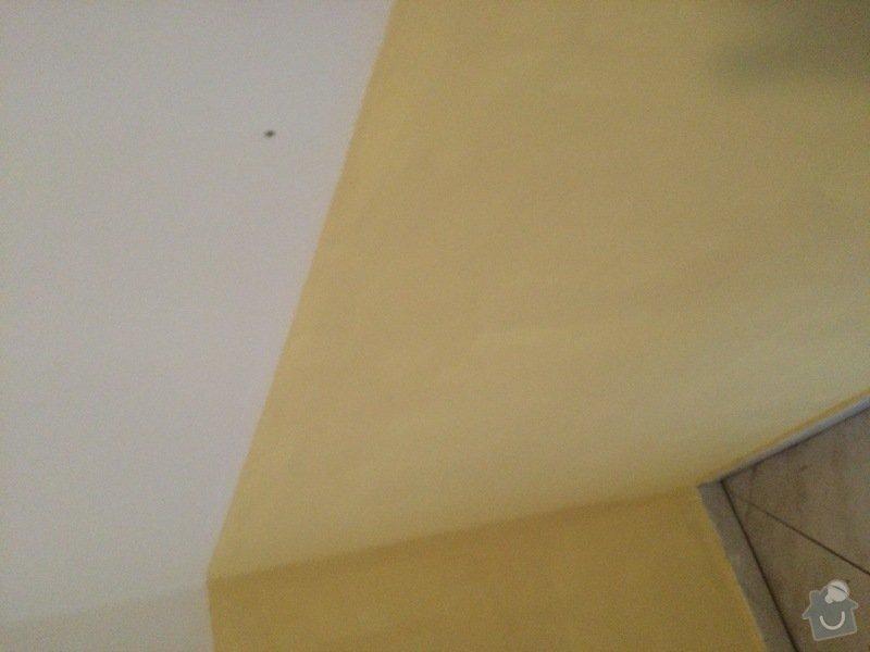 Broušení nerovností omítky + malířské práce nátěr vstupní chodby obytného domu 4x3 metry: IMG_0164