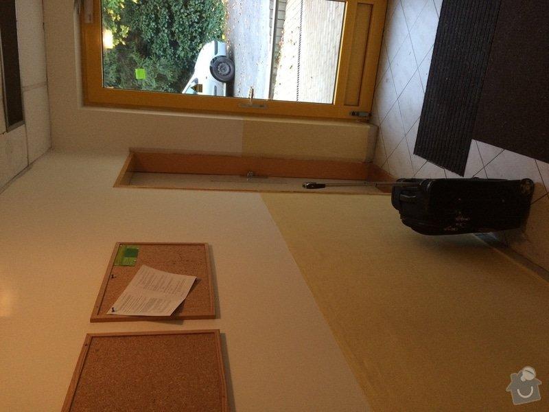 Broušení nerovností omítky + malířské práce nátěr vstupní chodby obytného domu 4x3 metry: IMG_0166