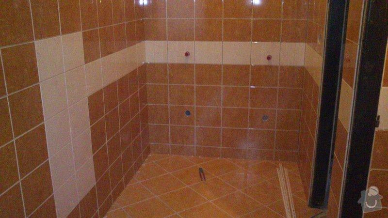 Rekonstrukce záchodů - šipkový bar: DSC_0391